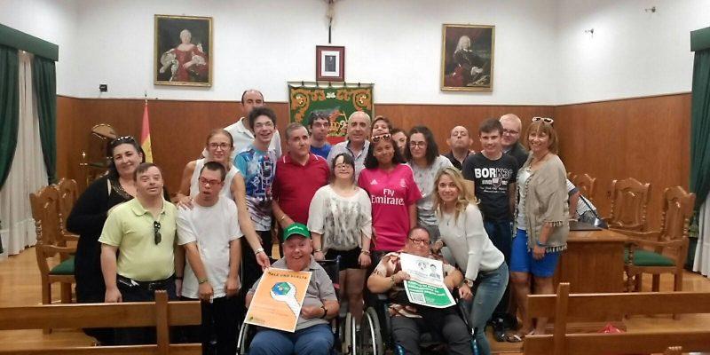 Acción reivindicativa de Accesibilidad Cognitiva en Ayuntamientos