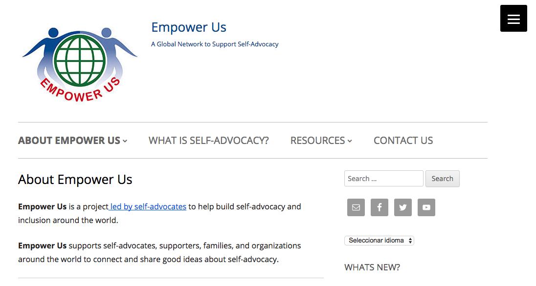 web empower us