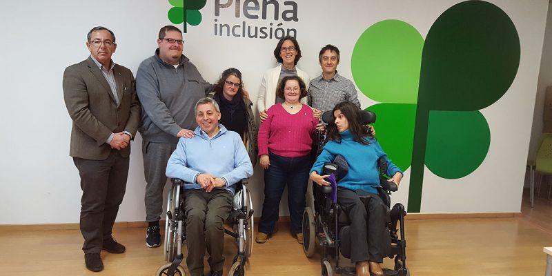 Grupo de Apoyo a Dirección de Plena Inclusión