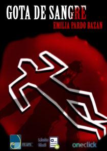 Gota de Sangre, portada de libro