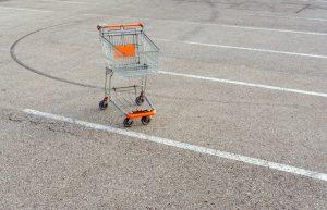 Imagen de un carro de un supermercado