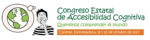 Imagen del congreso estatal de accesibilidad cognitiva
