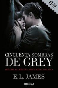 portada 50 sombras de Grey