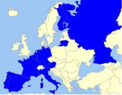 Países que han participado en el estudio