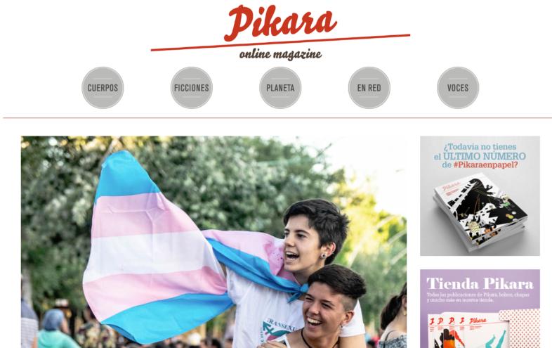 portada Pikara magazine