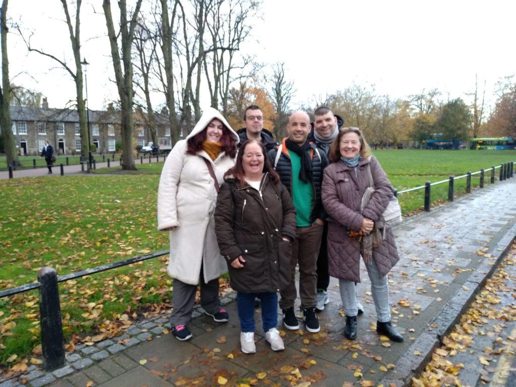 Grupo de España en Cambridge