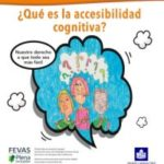 guía fevas qué es la accesibilidad cognitiva