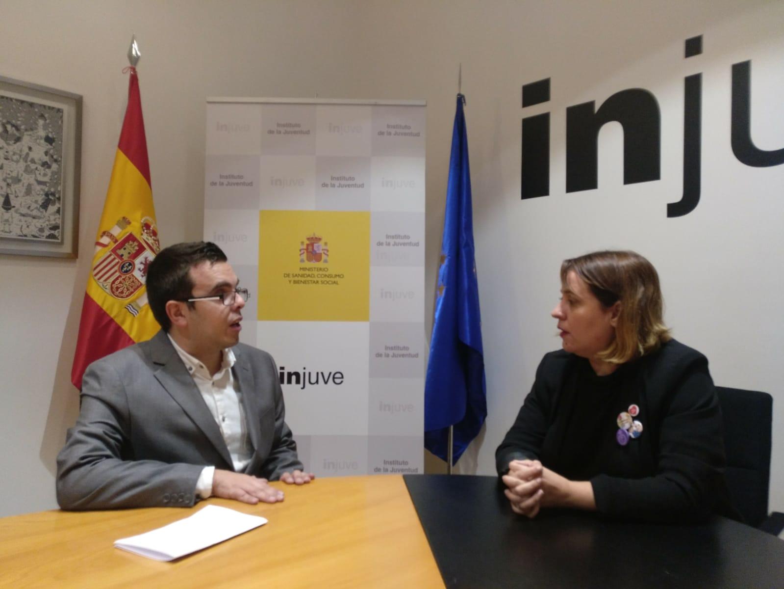 Antonio entrevista a Ruth Carrasco