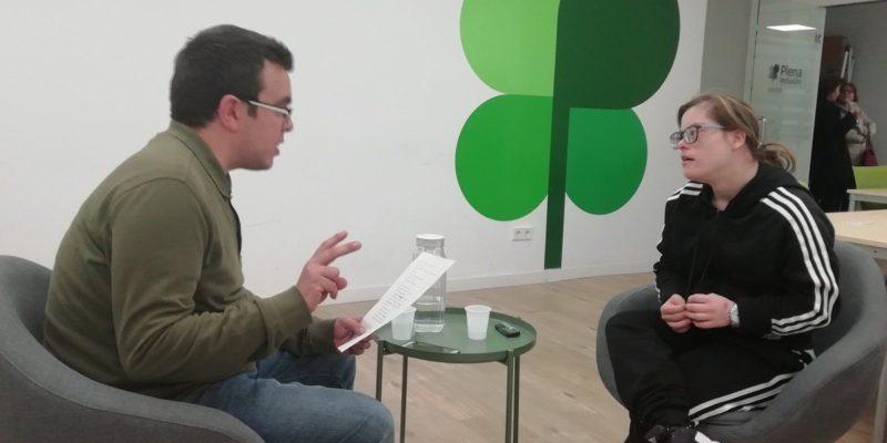 entrevista a gloria ramos