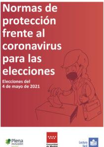 portada-Normas-de-protección-frente-al-coronavirus-para-las-elecciones.-Elecciones-4-de-mayo-de-2021-720x1024