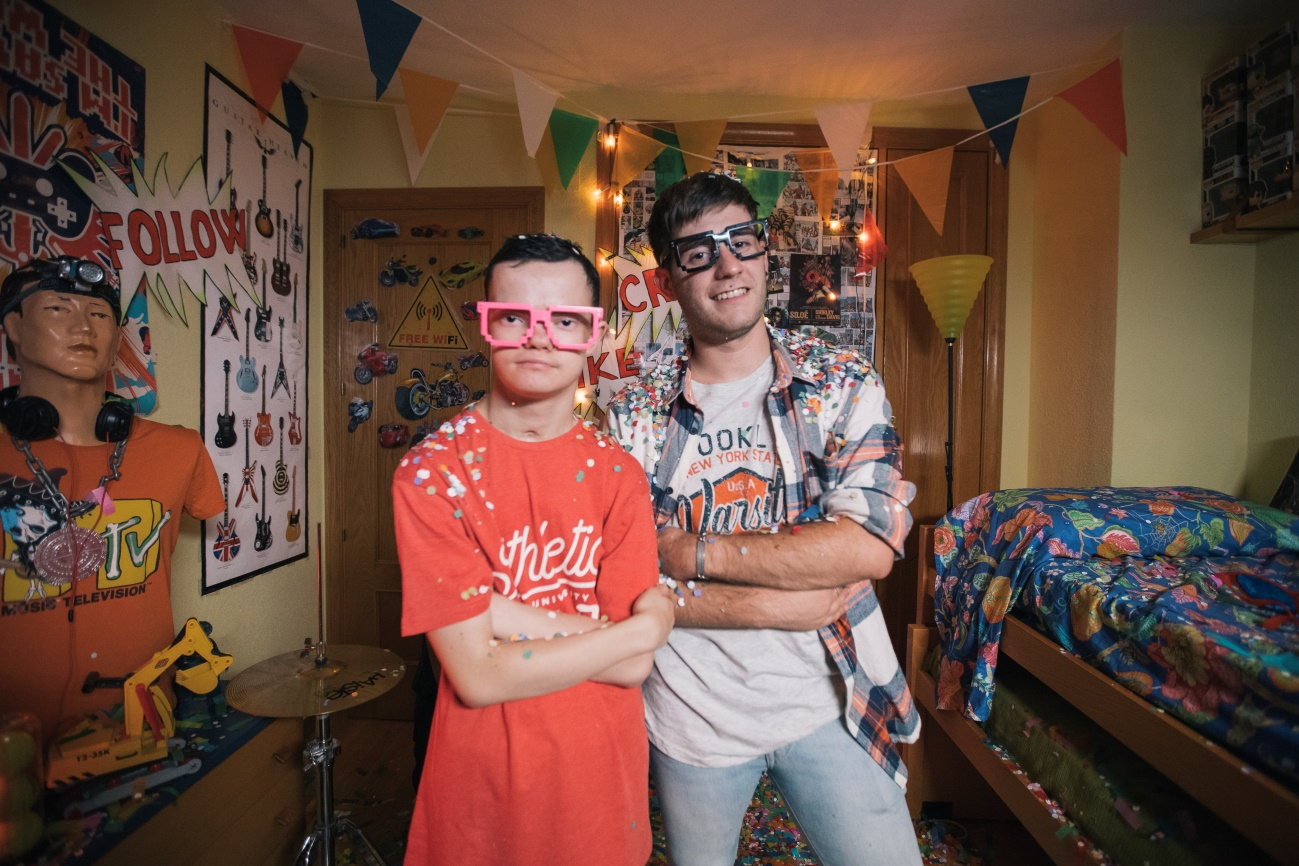 Mario y Hector